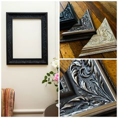 Our lavish Verona will add the 'wow' factor to many forms of art, from portraits and bold abstracts to traditional watercolours. They'll make sublime mirror frames too! http://mainlinemouldings.com/index.php?DepartmentID=17&ProductRange=Polcore&CategoryID=557