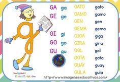 fichas-de-repaso-letrilandia-5 Ludo, Spanish Worksheets, Dora, Activities, Funny, Gabriel, Homeschooling, Papi, Brooch