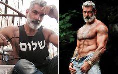 Alguns homens são como o vinho: só ficam melhor com a idade!