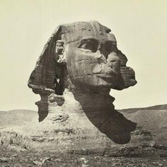 "MUSIC : ""Ancient Times"" Luke Richards EN : The Sphinx is probably the most enigmatic monument of Egypt. The Sphinx of Gi. Ancient Egyptian Art, Ancient Aliens, Ancient History, Art History, European History, Ancient Greece, Cairo, Le Sphinx, Sphinx Egypt"