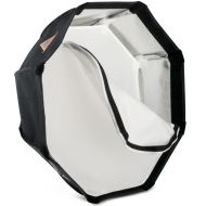 Upgrading my location lighting kit soon with one of these. Photoflex OctoDome nxt