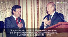 Aécio teve seu trabalho em Minas reconhecido internacionalmente. #ParaMudarOBrasil #AecioNeves #MudandoOBrasilComAecio http://120diascomaecio.tumblr.com/