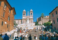 ローマ|スペイン広場