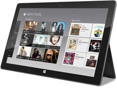 Microsoft Xbox Music by Windows 8 and Windows Phone 8