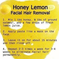 DIY Hair Removal Like!
