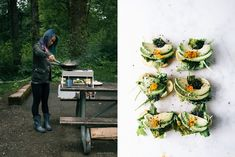 meet in your kitchen | Stephanie Le's Japanese Inspired Avocado Toast