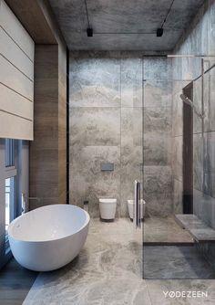 Vasca free standing, il punto focale della stanza da bagno
