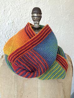 Viroqua Cowl & Scarf pattern by Karla Krueger