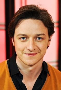 James McAvoy :) its the eyes.