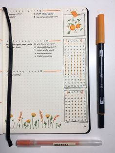 bujo inspo - - Here are 22 bullet journal spread ideas for April you must try! Use your bullet journal to increase your productivity, habit trackers or budget trackers! Bullet Journal Inspo, Planner Bullet Journal, Bullet Journal Aesthetic, Bullet Journal Writing, Bullet Journal Spread, Bullet Journal Layout, Bullet Journals, Bullet Journal Water Tracker, April Bullet Journal