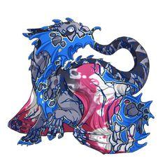 Custodi(Baby) Flight Rising, How To Train Dragon, Sonic The Hedgehog, Dragons, Magic, Fictional Characters, Art, Art Background, Kunst