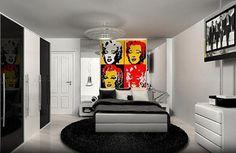 decoração-retro-para-quarto-1