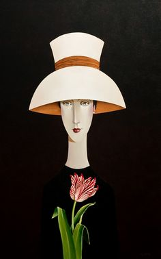 Adele and the Tulip, by Danny McBride