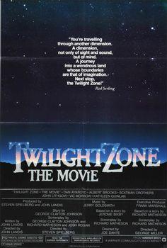 Twilight Zone: The Movie Poster (1983)