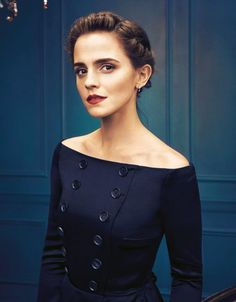 Image discovered by we love emma watson. find images and videos about emma watson on we heart it - the app to get lost in what you love. Emma Watson Linda, Style Emma Watson, Emma Watson Belle, Emma Watson Fashion, Emma Watson Outfits, Emma Love, Emma Watson Beautiful, Emma Watson Beauty And The Beast, The Hollywood Reporter