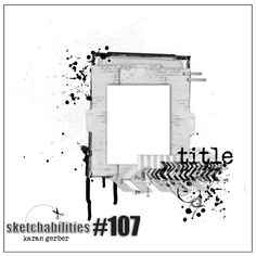 sketchabilities: Sketch #107- Design Team Reveal Sketch designed by Karan Gerber