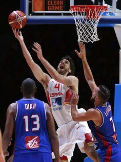 Eurobasket 2015: España logra un triunfo heroico, la revancha y plaza en los JJ.OO. (80-75)