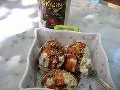 Παγωτό πολύ εύκολο με ΜΟΝΟ 4 υλικά !!! Γεύση παρφέ!! ~ ΜΑΓΕΙΡΙΚΗ ΚΑΙ ΣΥΝΤΑΓΕΣ