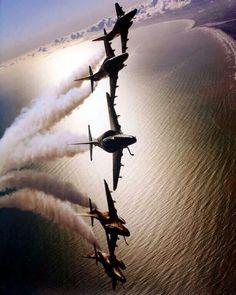 RNZAF A4K Skyhawk Formation