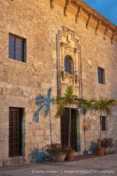 Image Detail for - Dominican Republic, Santo Domingo Province, Santo Domingo, colonial town listed as World Heritage by UNESCO, Calle las Damas, las Casas Reales museum