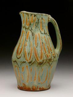 Doug Dotson Pottery Pitchers
