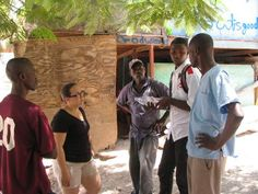 RAW Haiti strives to make a difference