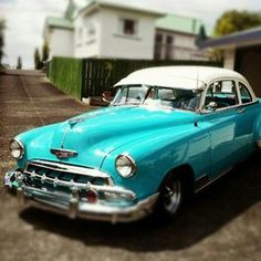 1952 Chevrolet Coupe