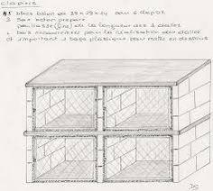 R sultats de recherche d 39 images pour clapier lapin beton for Fabriquer un clapier a lapin