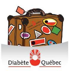 """""""Guide Voyage"""" est une application gratuite qui regroupe toutes les informations pratiques lorsque l'on est diabétique et que l'on voyage ou qu'on s'y"""