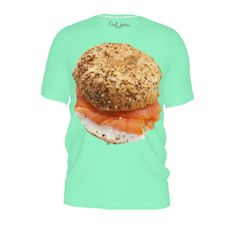 #bagel by #chefjenkins #CitrusReport #bagel #sandwich #snacktime #tshirt @The Citrus Report