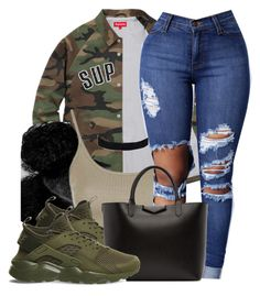 Baddie Outfits – Page 8790276796 – Lady Dress Designs Outfit Ideas For Teen Girls, Teenage Outfits, Teen Fashion Outfits, Nike Outfits, Look Fashion, Outfits For Teens, Denim Outfits, Jordan Outfits, Travel Outfits
