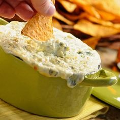 Baked Bleu Cheese Dip. If you like bleu cheese, then you'll love this bleu cheese dip.