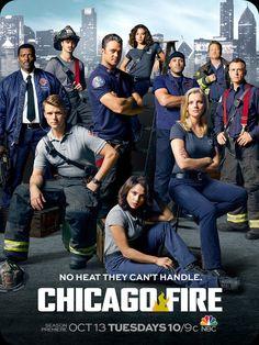 Un peu de lecture: Chicago fire