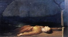 Found Drowned by George Frederic Watts