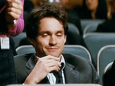 Hugh Dancy as Luke Brandon in Confessions of a Shopaholic LOVE THIS PART!!! <3