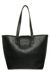 LYNNE - Shopping Bag - black