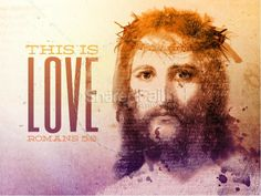 This Is Love Church Easter Graphics PowerPoint. #Sharefaith #Easter #EasterMedia #Faith #ChurchMedia