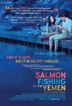 La Pesca de Salmón en Yemen (Salmon Fishing in the Yemen), deLasse Hallström, 2011