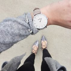 Styling: Cluse Watches | ANNEFED.COM
