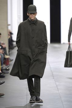 Dior Homme / Fall Winter 2012 2013 / A soldier on his own