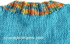 Cuello redondo - Tejiendo Perú Friendship Bracelets, Knitting, Fashion, Knitting Needles, Knits, Moda, Tricot, Fashion Styles, Breien