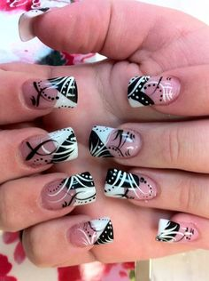 """Outstanding """"acrylic nail art designs ring finger"""" information is readily available on our site. Read more and you wont be sorry you did. Crazy Nail Art, Crazy Nails, Pretty Nail Art, Cute Nail Art, Fancy Nails, Nail Art Designs, Acrylic Nail Designs, Crazy Nail Designs, Fabulous Nails"""
