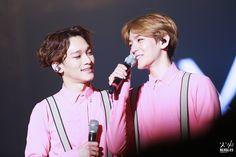 150313 Chen & Baekhyun | EXO'luXion in Seoul Day 3