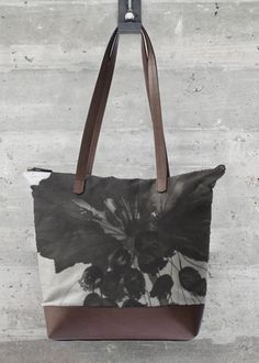 VIDA Statement Bag - Sunflower Statement Bag by VIDA mYNz6iL0s