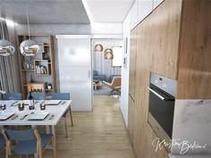 Návrh kuchyne Svet vôní, pohľad smerom do obývačky Divider, Furniture, Home Decor, Decoration Home, Room Decor, Home Furnishings, Home Interior Design, Room Screen, Home Decoration