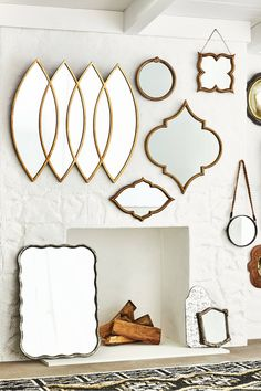 Shop the Coquille Mirror and more Anthropologie at Anthropologie today. Read customer reviews, discover product details and more.