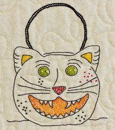 Quilt Pattern - Vintage Trick or Treat - Crabapple Hill Studio
