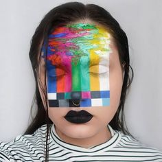📺NO SIGNAL📺 Get inspired by my amazingly talented friend 明 慧.psd and c. - - 📺NO SIGNAL📺 Get inspired by my amazingly talented friend 明 慧.psd and c. Eye Makeup Art, Skin Makeup, Makeup Inspo, Makeup Inspiration, Fairy Makeup, Mermaid Makeup, Makeup Geek, Makeup Ideas, Crazy Makeup
