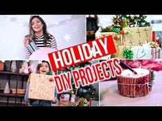 Fun Holiday DIY's   Decor, Gifts, + Treats! Ornament garland, cinnamon stick candle, oversized ornaments, frozen yogurt bark, diy wrapping paper,