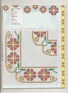Revista Xadrez e crochê n° 1 - margareth mi3 - Álbuns da web do Picasa
